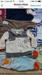 Vendo roupa de bebê