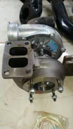 Kit turbo completo pra motor Diesel MWM