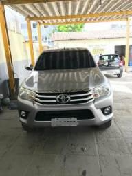 Toyota Hilux SRV 4×4 - 2016