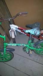 Vendo bicicletas infatil