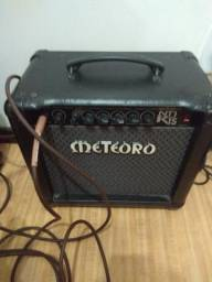 Amplificador guitarra r15 nitrous meteoro