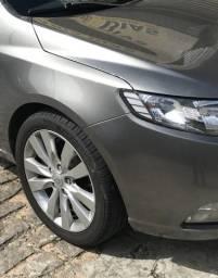 Vende/troca cerato sx3 automático - 2011
