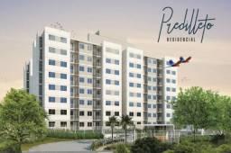 Residencial Predilleto Apê 56m² 2 ou 3 Qtos sendo 1 suíte - em Parque 10, Venha conhecer!