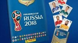 Figurinhas da Copa 2018