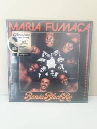 LP Lacrado - Banda Black Rio - Maria Fumaça - 180g