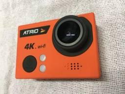 Câmera de Ação - Átrio 4k ? Na Garantia