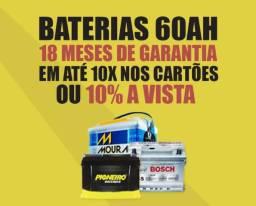 Baterias Automotivas e Peças Elétricas