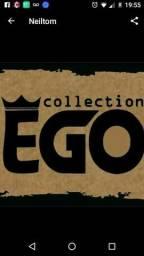 Ego modas masculina e feminina