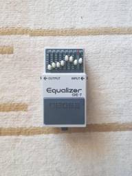 Pedal Equalizer Boss GE-7