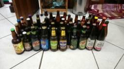 Garrafas cerveja artesanal