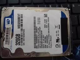 HD para Notebook 320 GB
