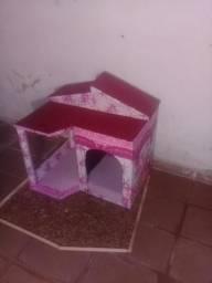 Casinha Pet Cães e Gatos Nova R$50