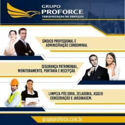 Síndico Profissional - Grupo Proforce