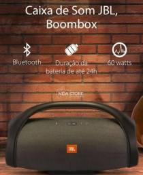 Jbl boombox nacional lacrado