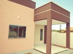 Casa para financiar em condominio (3 quartos sendo 1 suite com closet)