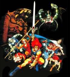 Thundercats Desenho - Série Completa Dublada (130 Episódios)