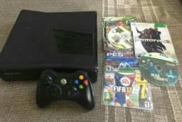 Xbox 360 Destravado - TROCO