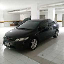 Vendo New Civic Lxs   2007