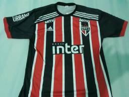 cdb5e8ea81 Lote com 05 Camisas do São Paulo Urgente!