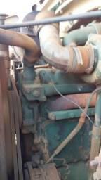 Motor completo turbo 352A pego caixa reduzida