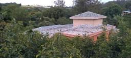 Telhado Em Aço Galvanizado