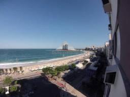 1022 estúdio vista mar em copacabana