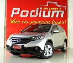 Honda Cr-v LX 2.0 Gasolina Automática | Completa 4P - 2012
