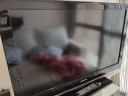 """TV 40"""" Full Hd Samsung - s\controle - funciona só com antena digital"""