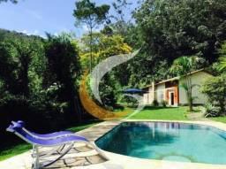 Casa com 4 dormitórios à venda, 400 m² por R$ 1.290.000 - Duarte Silveira - Petrópolis/RJ