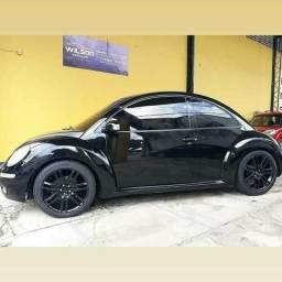 New Beetle 2009 Automático Com Bco de Couro 2.0 Flex - 2009