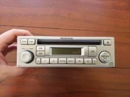Rádio CD Player Original Honda