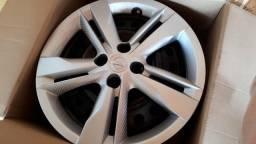 Kit rodas ferro Novas