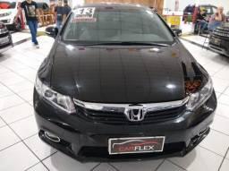 Honda Civic Sed. LXL/ LXL SE 1.8 Flex 16V Aut. - 2012