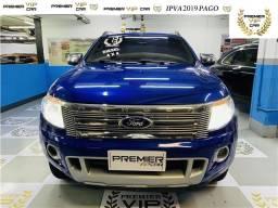 Ford Ranger 3.2 limited 4x4 cd 20v diesel 4p automático - 2013