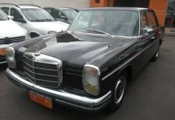 Mercedes 230 1970 Estudo Troca Maior Valor ou Proposta Confira