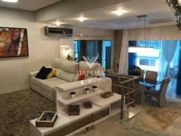 Mobiliado na Quadra do Mar - Apartamento 04 Suítes + 02 Vagas na Meia Praia