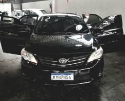 Toyota corolla gli 1.8 aut/// pequena entrada + parvelas fixas 699.00 - 2012