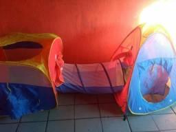 Barraca infantil 150$