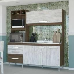 Cozinha compacta novo