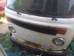 Kombi 1988 para restauração.