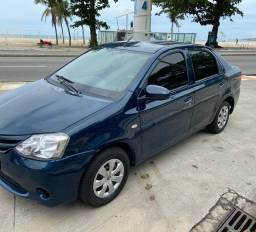 Toyota Etios Sedan X 1.5 So Hoje