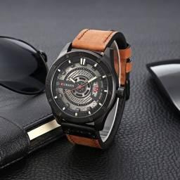 Relógio Curren moderno importado e original
