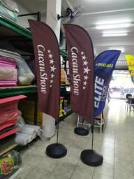 Tapetes Bandeiras e Banner