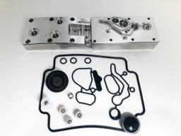 Kit Reparo + Cabeçotes Bomba Emitec Ford / Volskswagen