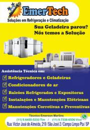 Assistência Técnica em Refrigeração e Climatização