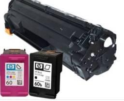 Debora informática .recargas de cartuchos ,toner a laser e consertos de impressoras