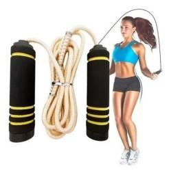 Corda De Pular Ginastica Jump Rope- Mb Fit