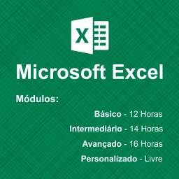 Aulas Particulares - Microsoft Excel