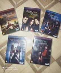 DvD The Vampire Diaries