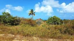 Terreno à venda, 390 m² por R$ 40.000,00 - Cidade Balneária Novo Mundo I - Conde/PB